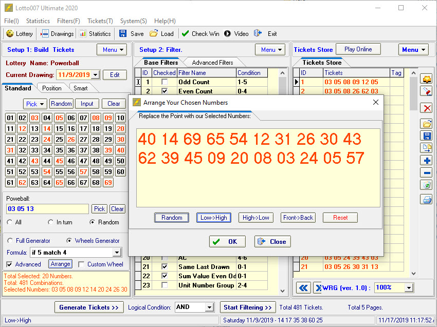 Germany lotto 6aus49 number generator