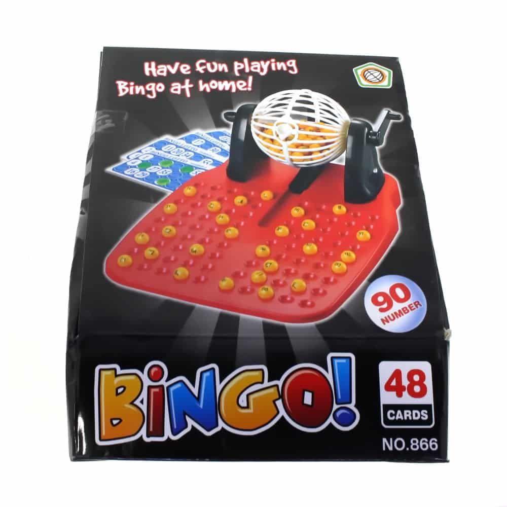 Как играть в бинго на английском
