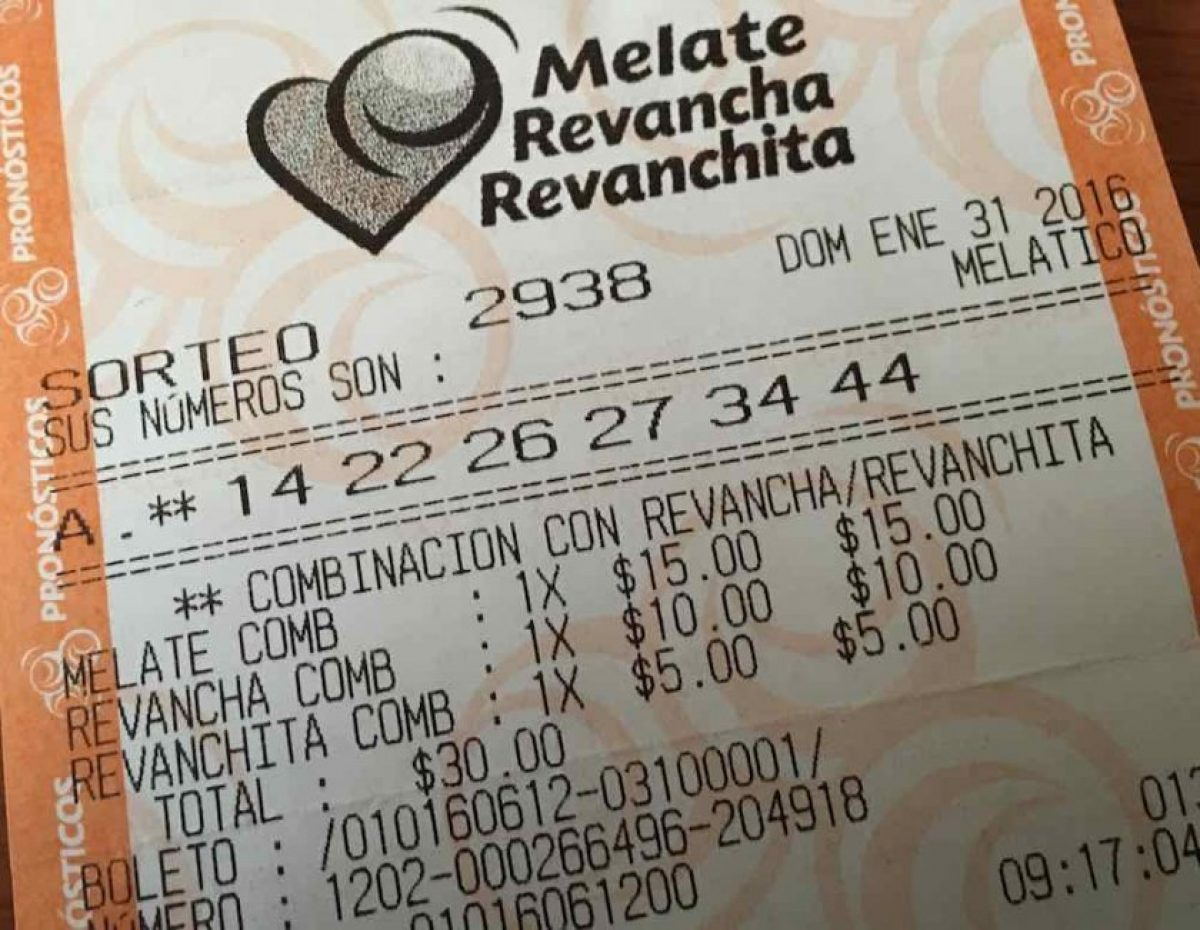 Mexico melate lotto strategies