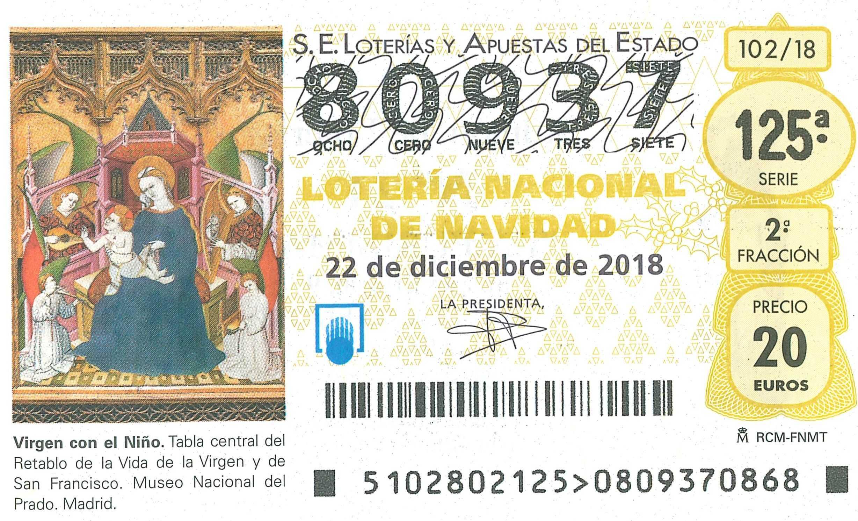 Erster Preis der Kinderlotterie 2021: 19.570