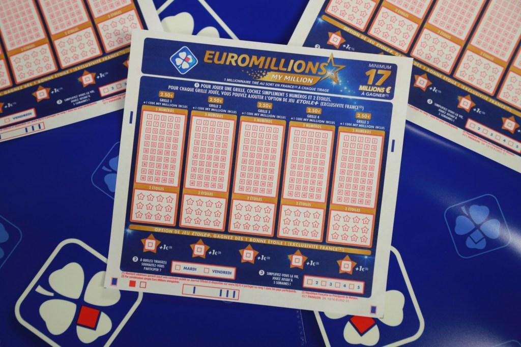 Euromillion en ligne | super jackpot de € 120.000.000 | tentez votre chance!