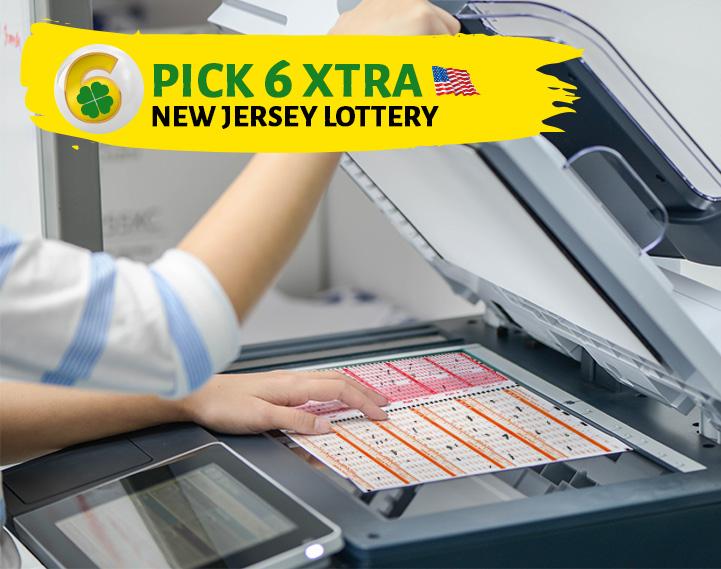 Nj lottery   pick-4 pick-4