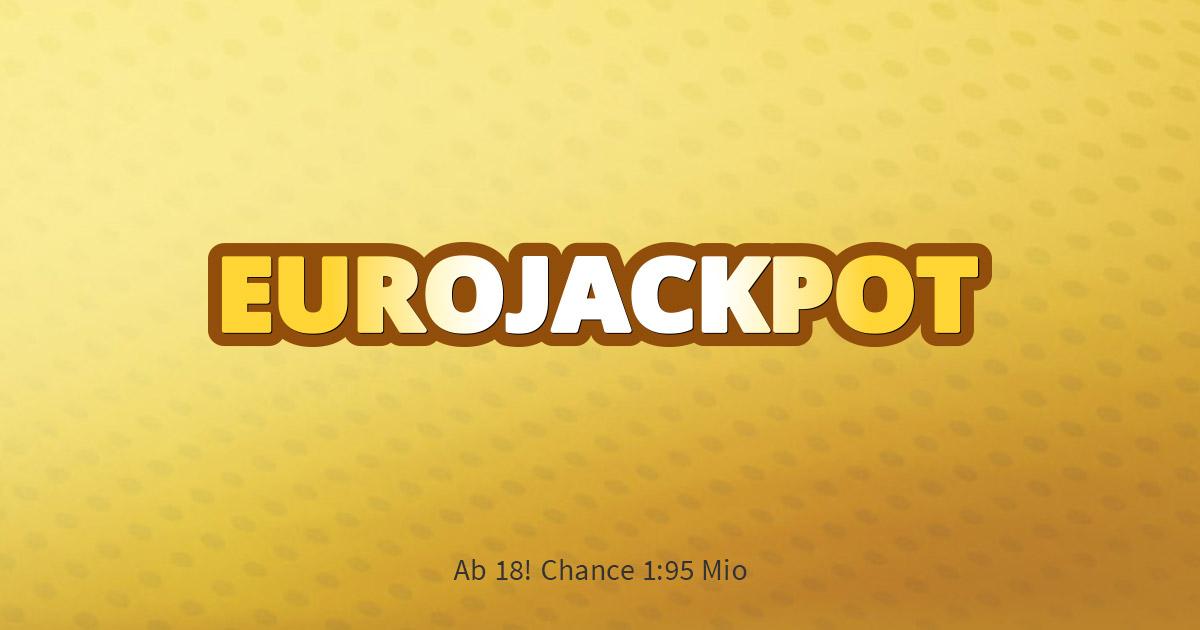Eurojackpot online spielen (preisvergleich + gratis-tipp) - lotto.eu
