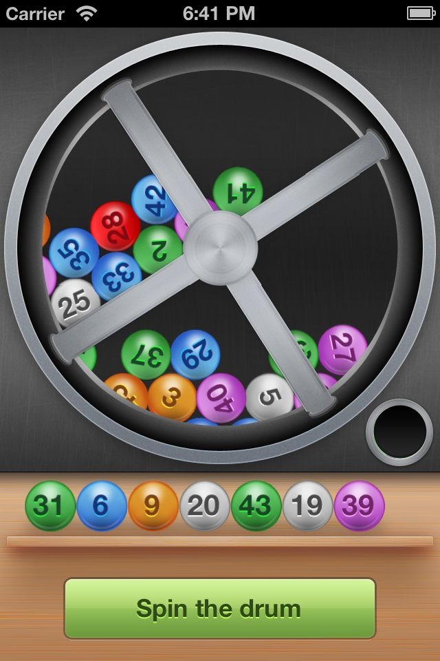 Australia oz lotto number generator