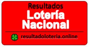 Resultados lotería nacional jps