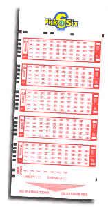 Nj lottery   pick-6 pick-6
