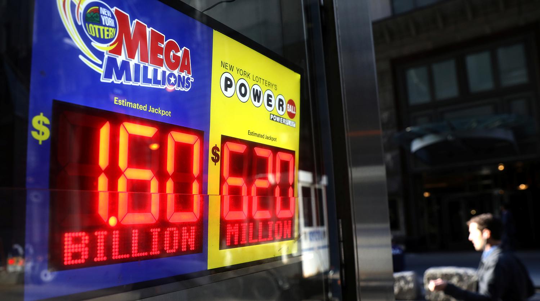 Какие самые большие выигрыши в лотерею в россии?
