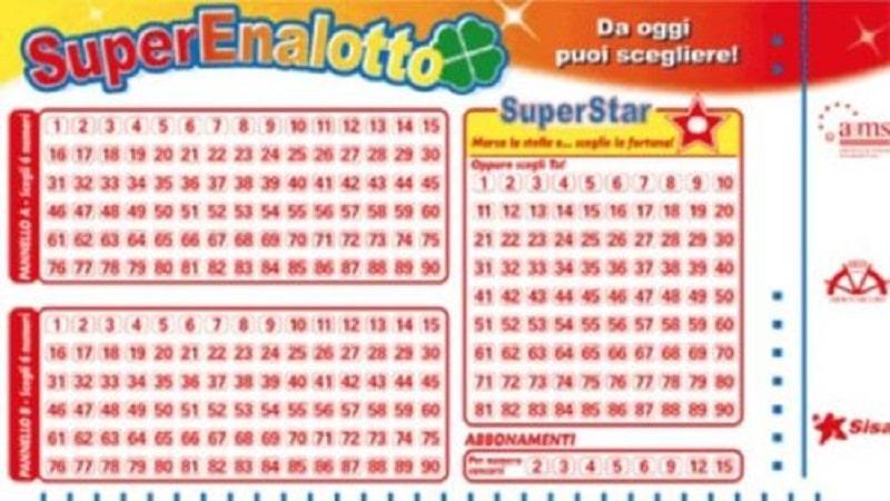 Итальянская лотерея superenalotto — как играть из россии